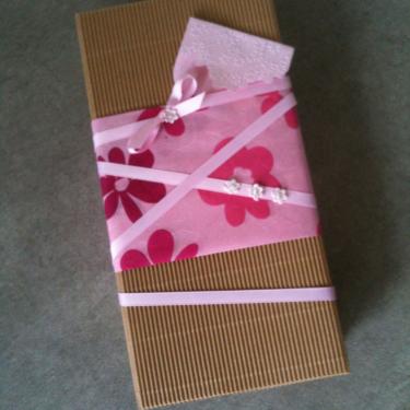 Exemple d'emballage réalisé sur mesure