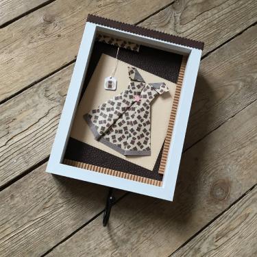 La robe ourson à la guimauve