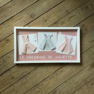 Le dressing de Juliette