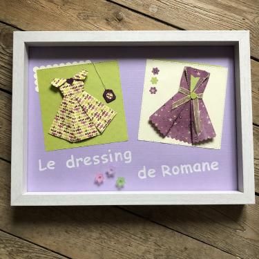 Le dressing de Romane