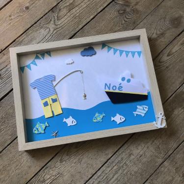 Noé à la mer
