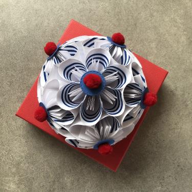 Le p'tit Marin - Boîte cadeau, bouquet amovible