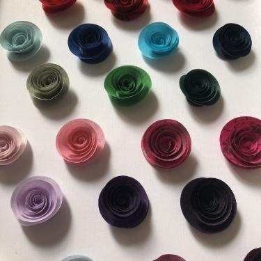 Toutes les couleurs des fleurs